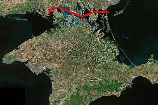 kanal-sivash