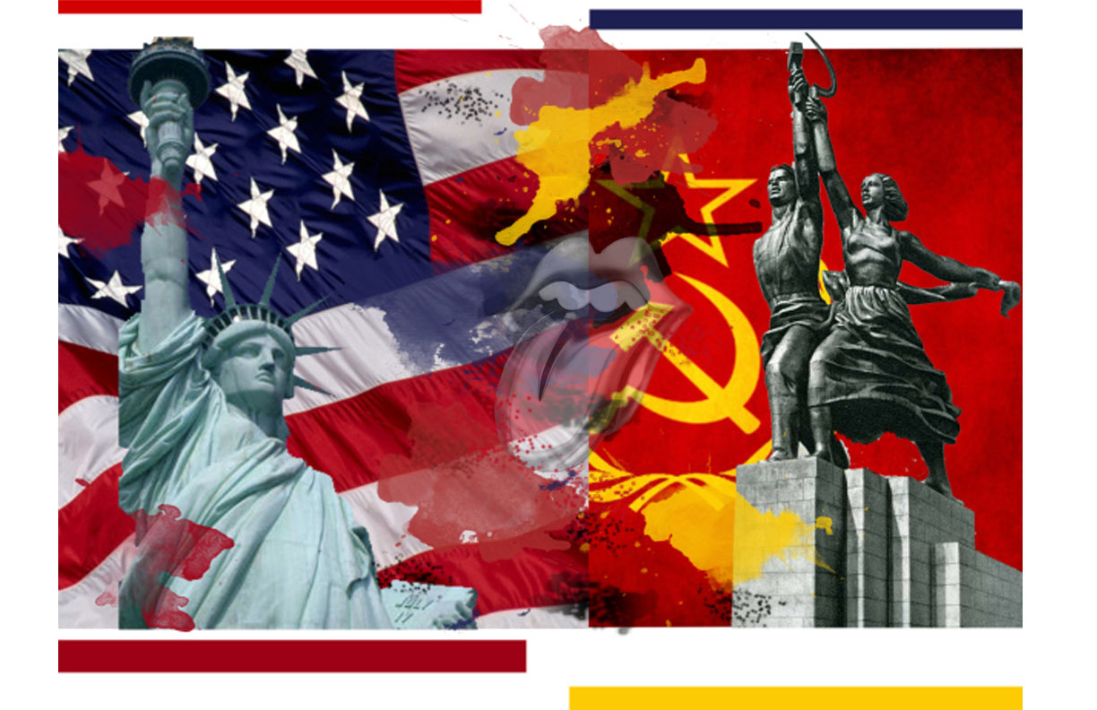 a comparison of two republics and their governments the united states and the soviet union Between the two states between the united states and russia took up his post of the union of soviet socialist republics and wished to.