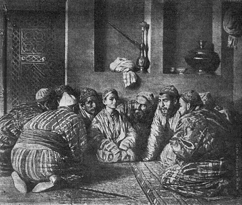 Гомосексуализм на древнем востоке