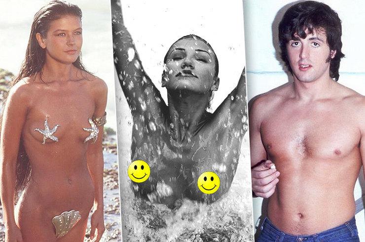 Звезды голливуда начавшие карьеру с порно