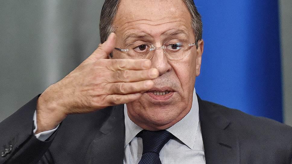 """Как кучно пошло, однако - в один день с """"утечкой Пескова"""" Лавров называет Украину """"красной линией"""""""