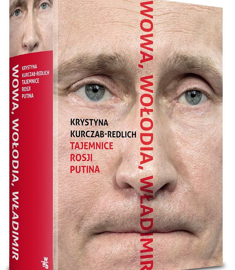 z20290509IER,Okladka-ksiazki--Krystyny-Kurczab-Redlich---Wowa--