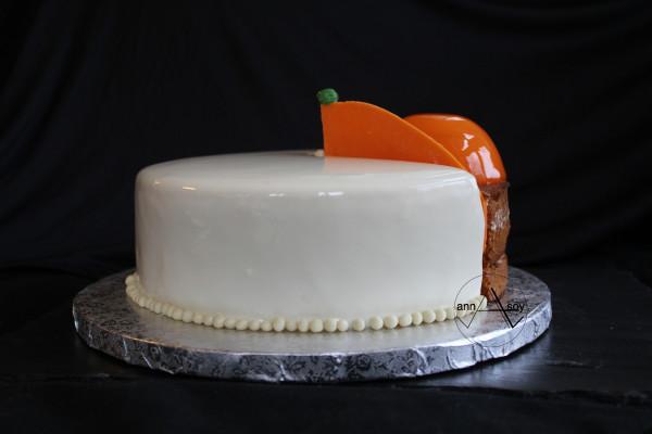 Сливочно сырный мусс торт