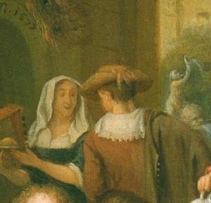 Jan Steen 1677