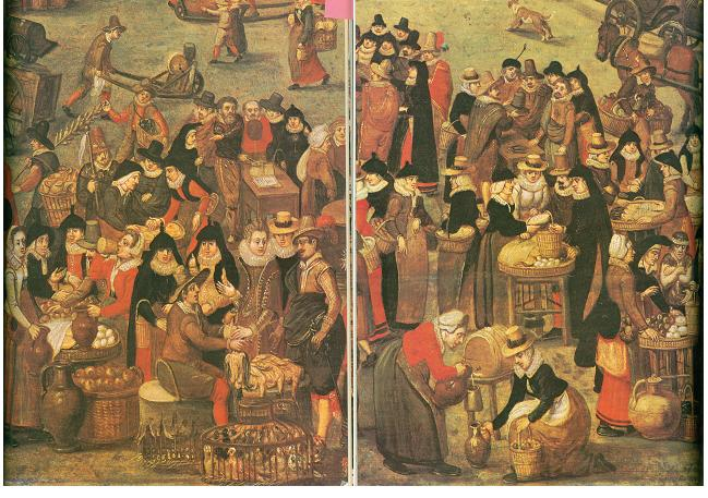 Antwerp marketplace 1600 full
