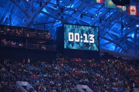 Обратный отсчет до старта Олимпиады