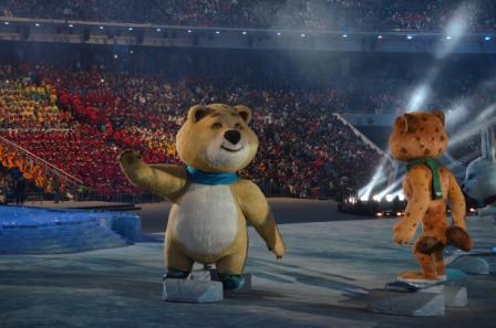 Олимпийские талисманы