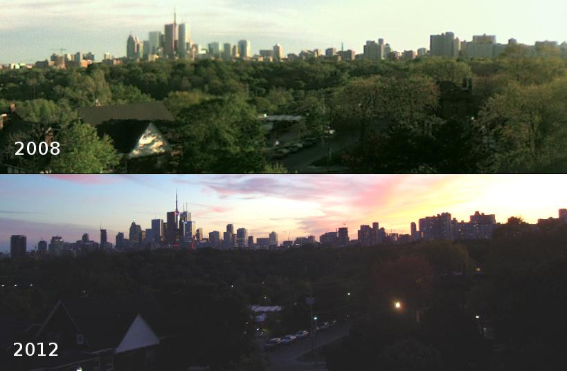 Skyline changes