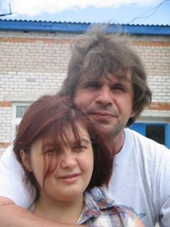 Я с Ленушкой, какое-то количество лет назад