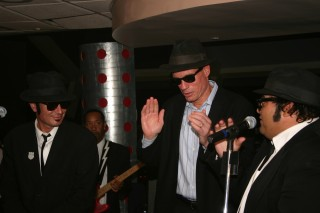 Who's that third Blues Brother?