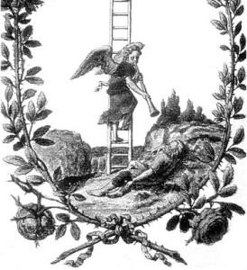 Драбина Якова (Mutus Liber)