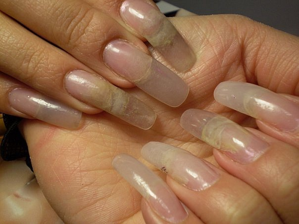 Хороший гель для наращивания ногтей без отслоек
