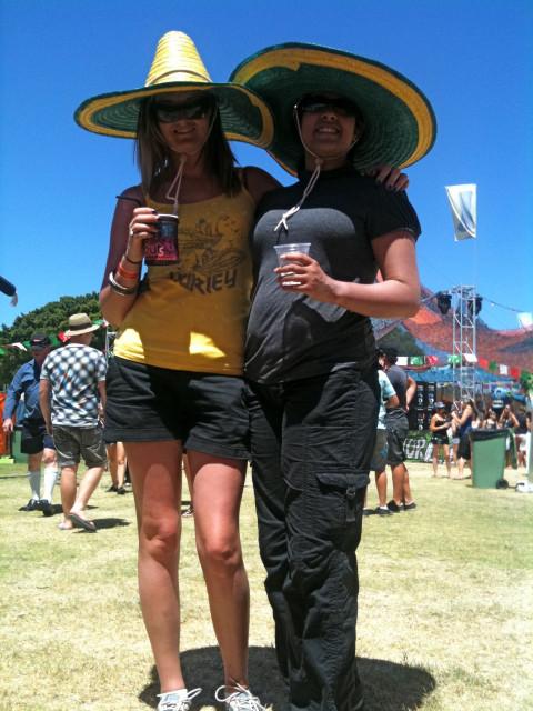 Festival Hotties