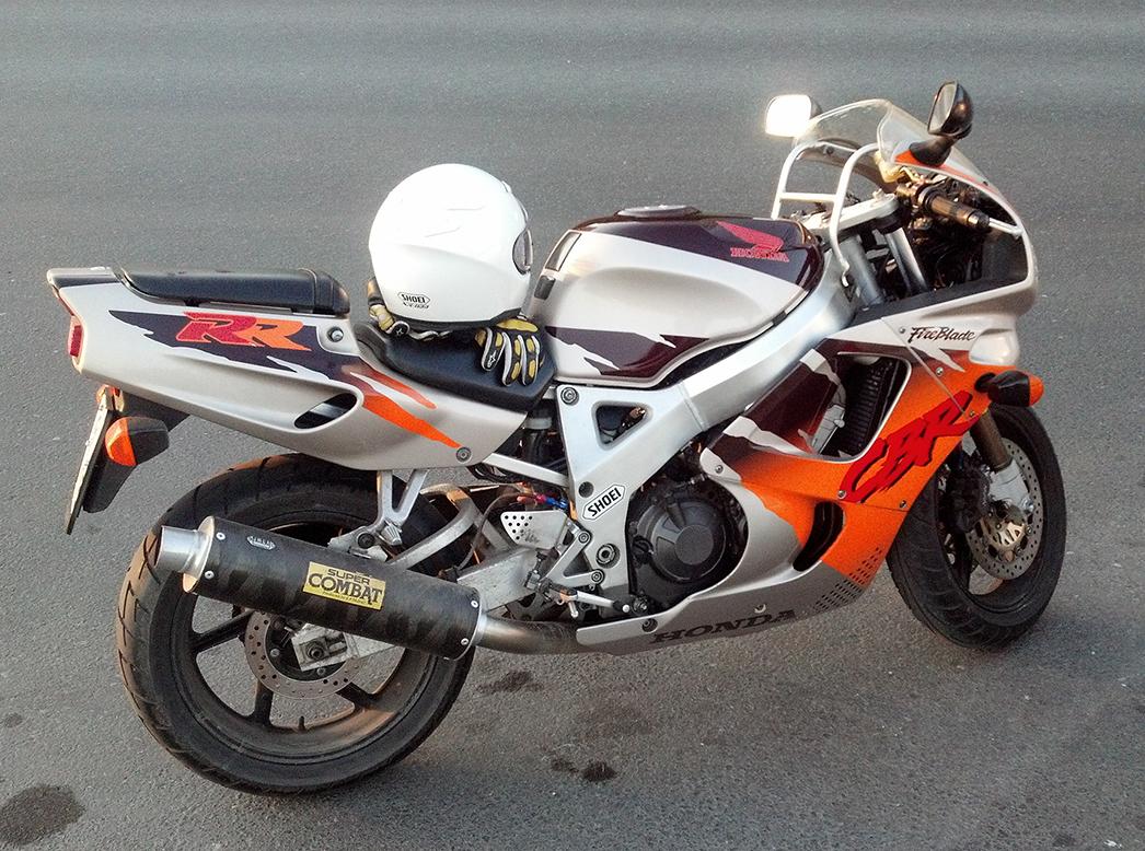 bike, motorcycle, honda, cbr 900 rr, cbr900rr, fireblade 1994
