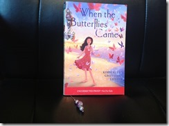 WTBC book and bookmark