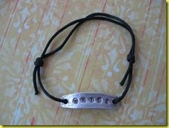 write bracelet