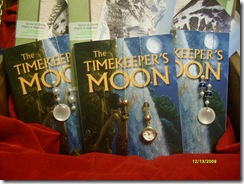 Timekeeper's loot closeup