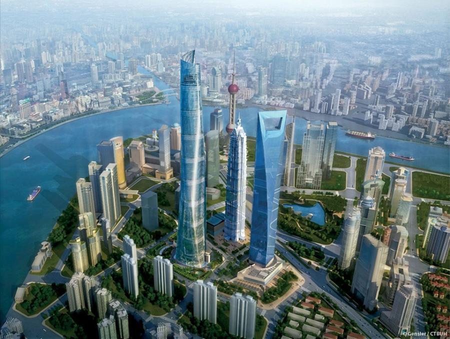 Шанхай Тауэр