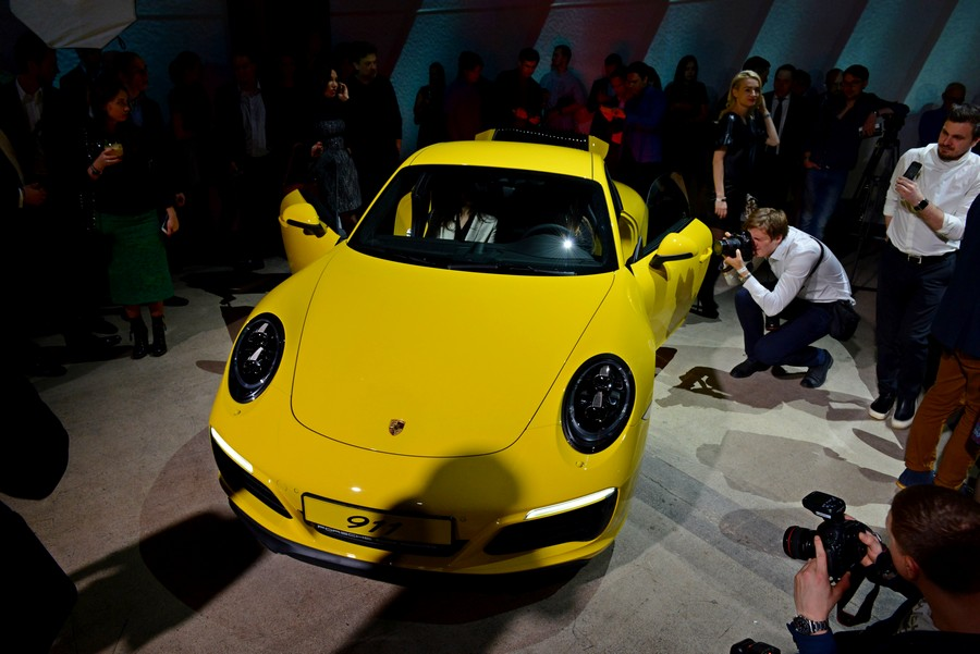 Porsche Night 09