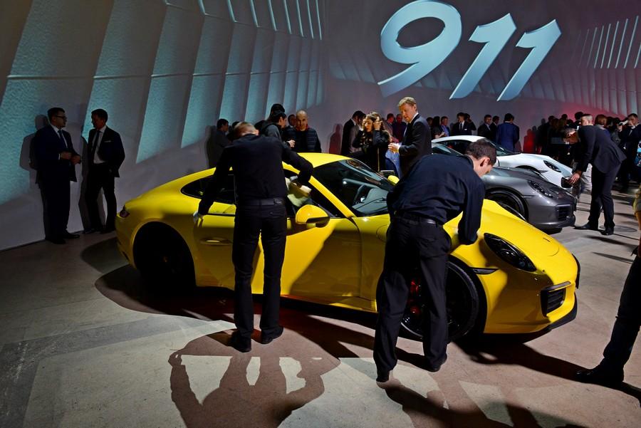 Porsche Night 16
