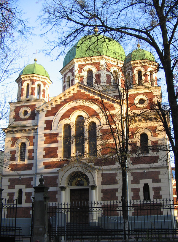 Church_of_Saint_George_in_Lviv_2