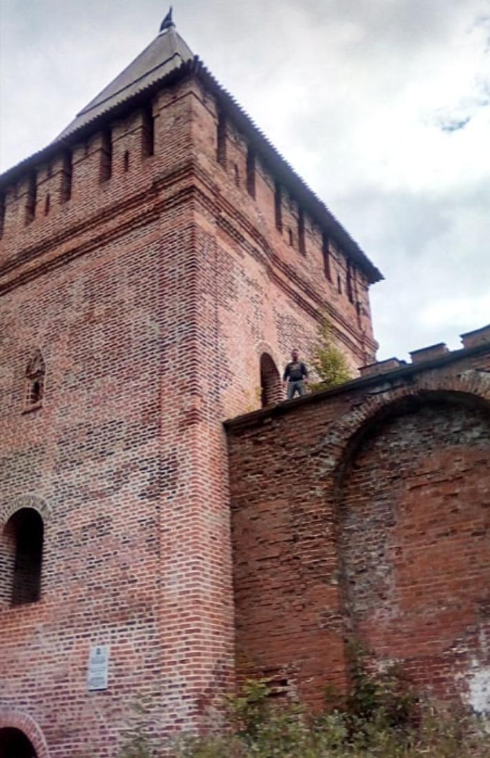 Башня Воронина