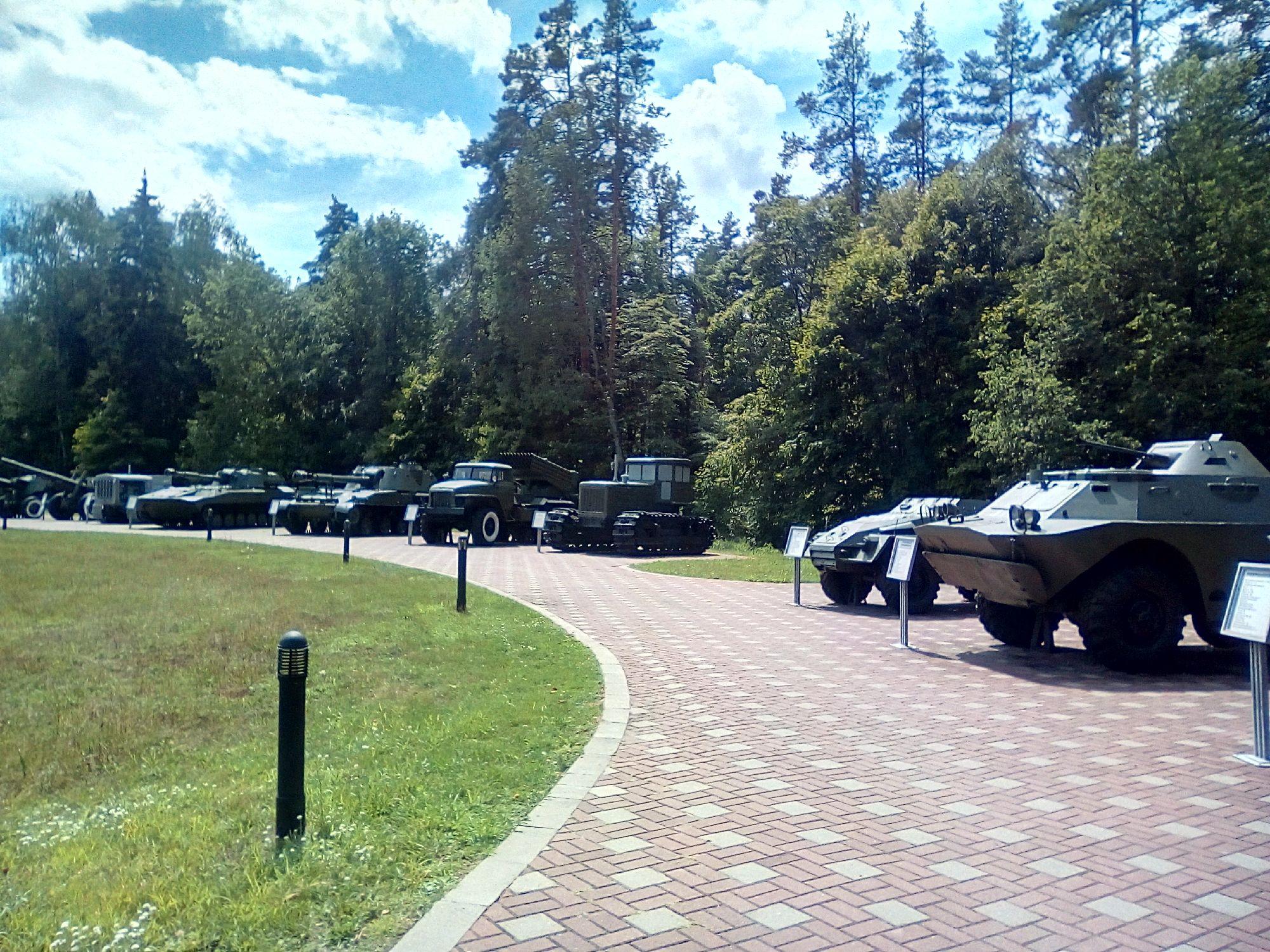Партизанская поляна. г. Брянск
