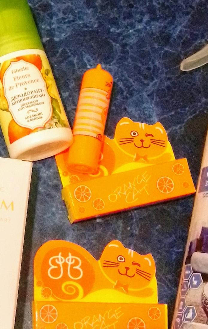 Детские бальзамы для губ и дезодорант