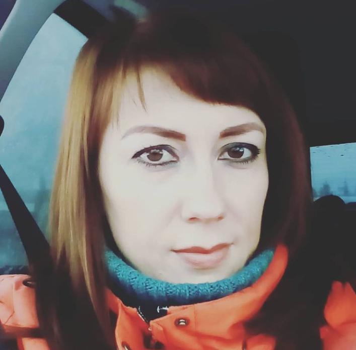 Собственно девочка с Севера)