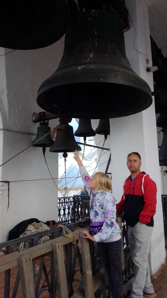 Те самые колокола, в которых запутался псевдо-царь