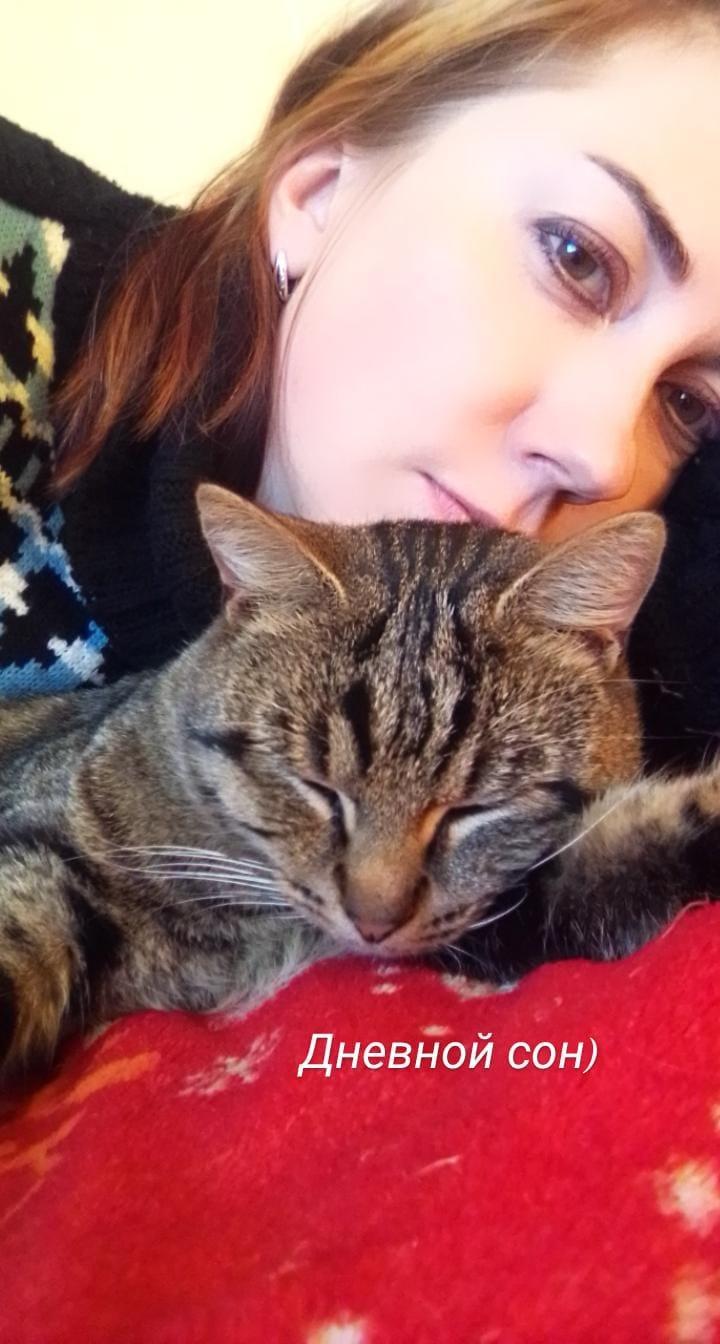 Кто скрасит будни больного человека, если не кот?