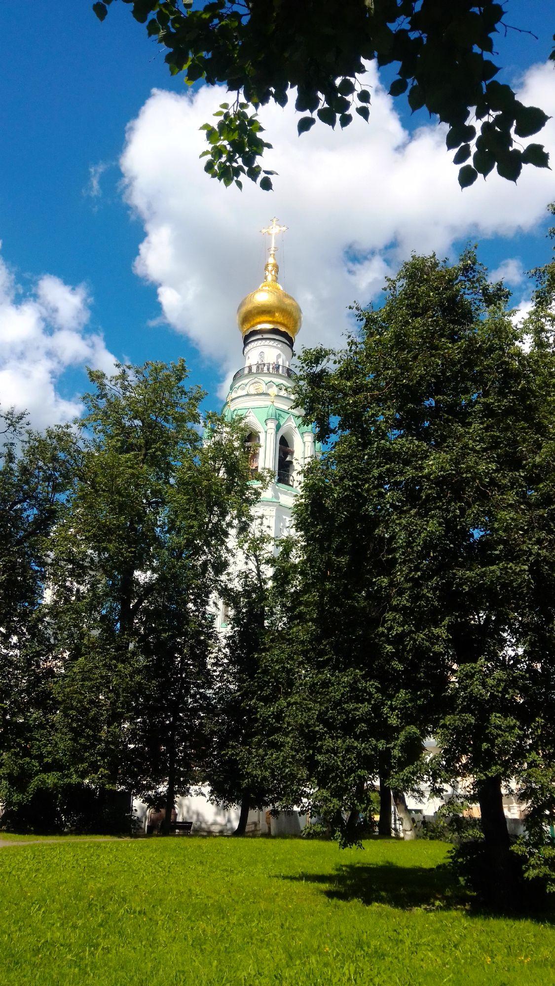 Звонница (г.Вологда)