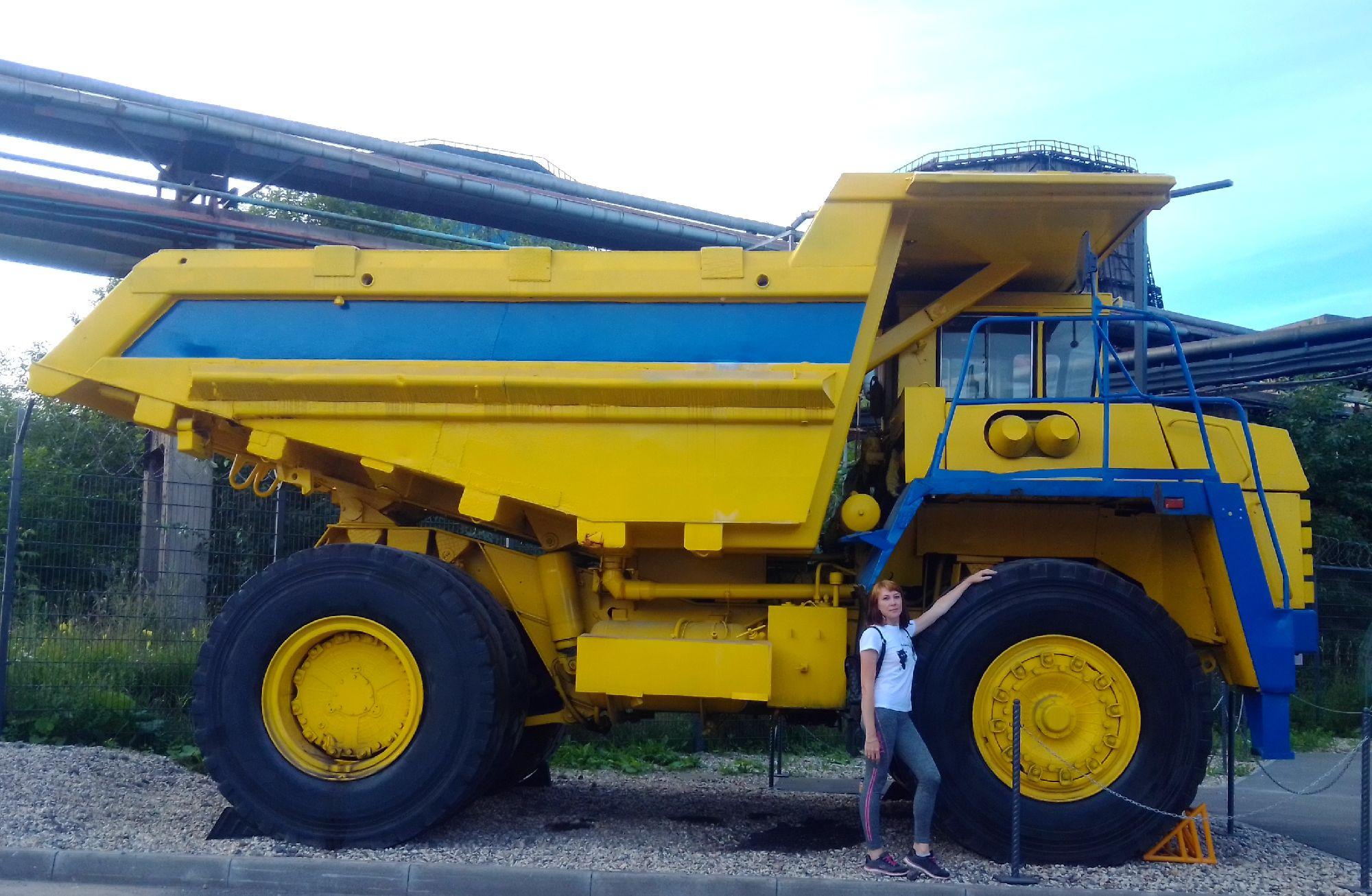 Череповецкий музей металлургической промышленности