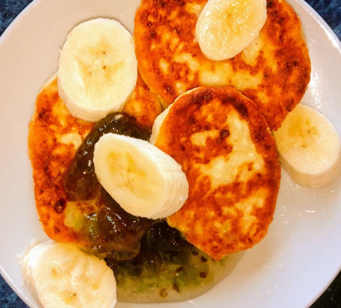 Мой идеальный завтрак выходного дня!