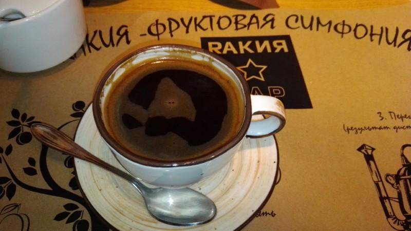 Домашний сербский кофе