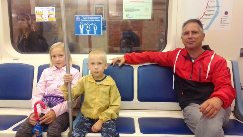 В Нижегородском метро