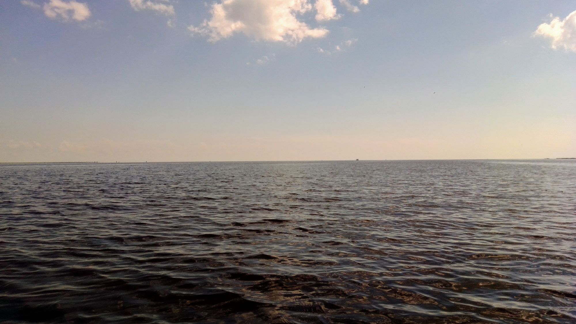 Бескрайнее озеро Ильмень