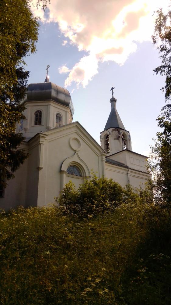 Церковь в д. Мшенцы