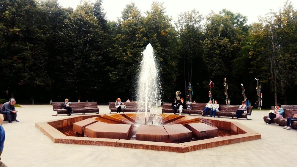 Муравьёвский фонтан