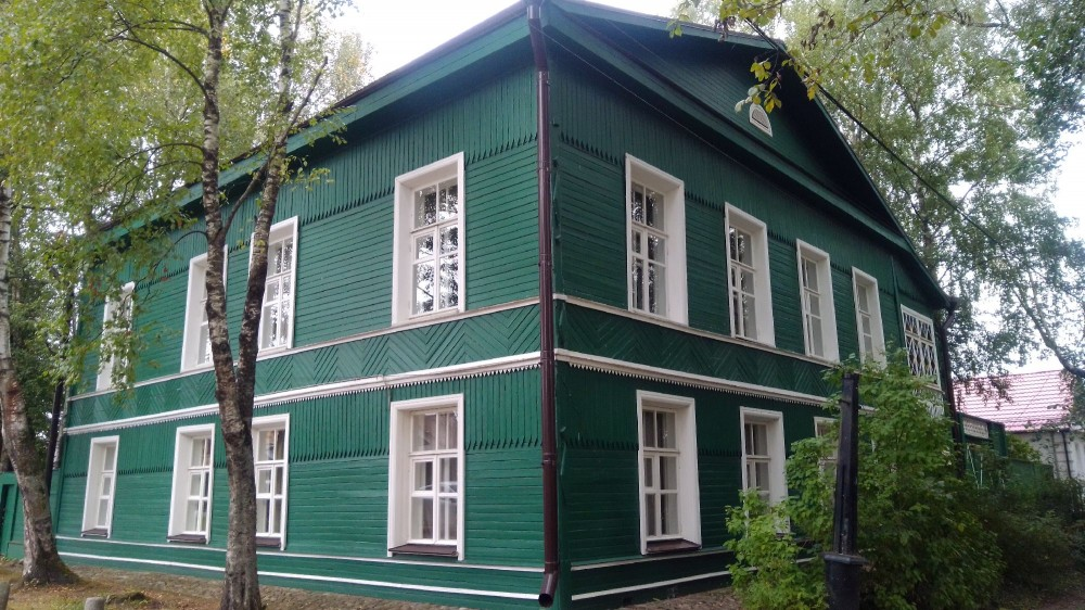 Дом-музей Ф.М Достоевского