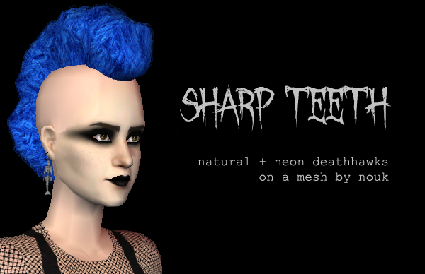 sharpteeth