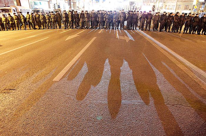 Московская полиция.