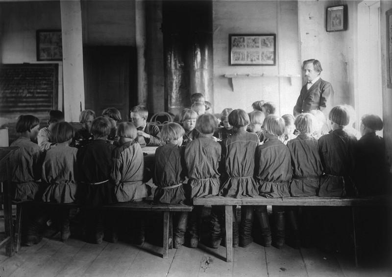 О досоветской России. Образование