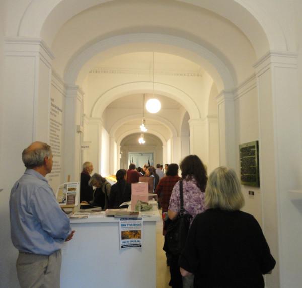 BookArtBiennial Islip Entrance BOH8 900
