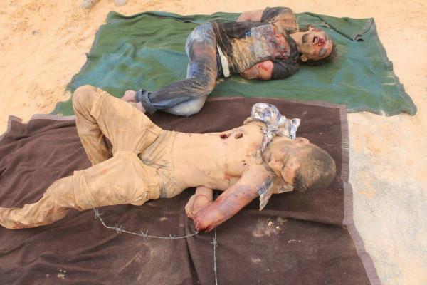 Тупы в Ливии.