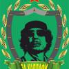 По заветам Каддафи.