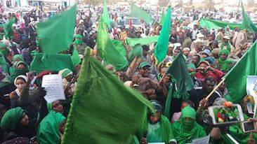 Митинг_Зелёная_площадь_Триполи