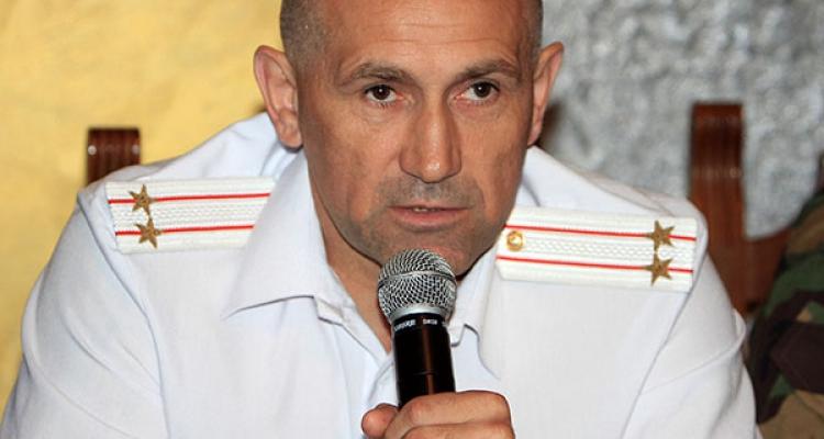 Асхабали Заирбеков.