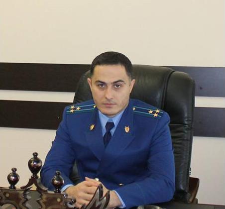 Тарханов Заур РАМАЗАНОВИЧ