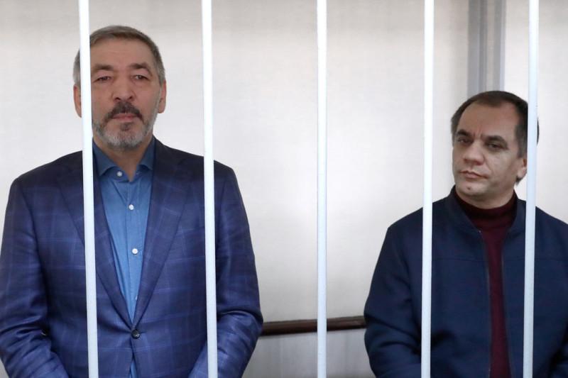Гамидов Абдусамад и Юсуфов Райюдин